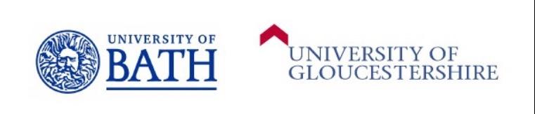 Bath University, University of Gloucester, Sports Therapy Assocation
